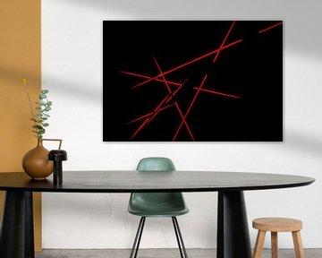 rote Linien von Norbert Sülzner