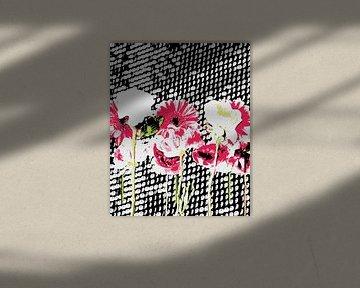 Flowers, Pailletten von Mr and Mrs Quirynen