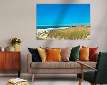 Sylt: beach indrukken (4) van Norbert Sülzner