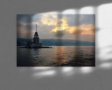 Istanbul Fairy Tale van Erol Cagdas