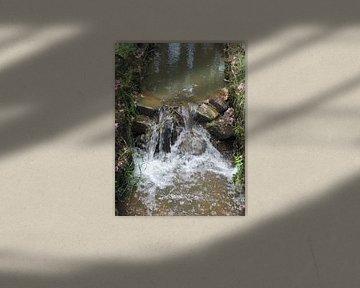 waterval von Mirjam Jezewski