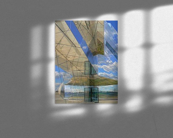 Sfeerimpressie: Spiegel, spiegel... aan de gevel van RaSch-BS_Design