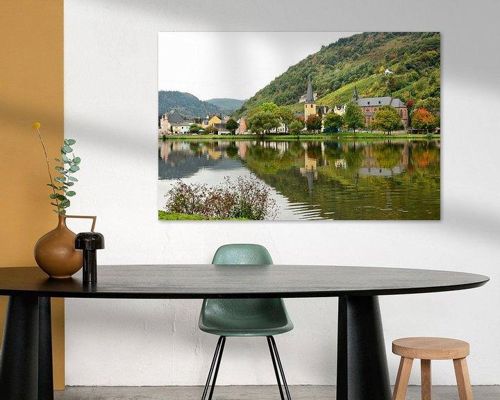 Sfeerimpressie: Alf an Moselle van Gisela Scheffbuch