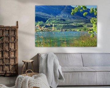 Lake Caldaro van Gisela Scheffbuch