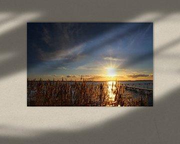 Ein toller Morgen von Ostsee Bilder