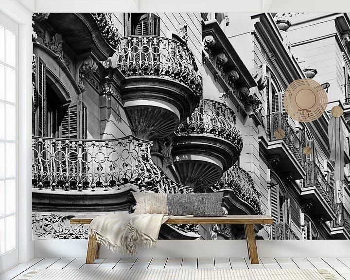 Impression: [barcelona] - ... balconies sur Meleah Fotografie
