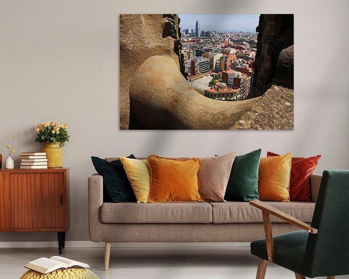 Impression: [barcelona] - ... the contrasts of the city sur Meleah Fotografie