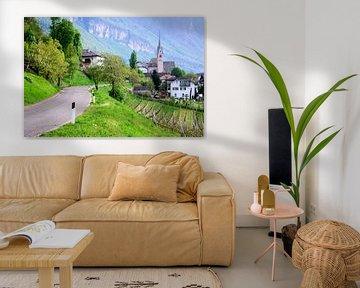 Mountain Village Pinzon van Gisela Scheffbuch