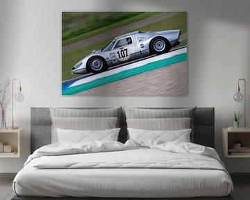 Porsche raceauto von Thijs Schouten