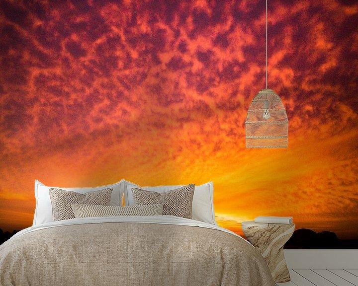 Sfeerimpressie behang: Heaven on earth van Vera Vondenhoff