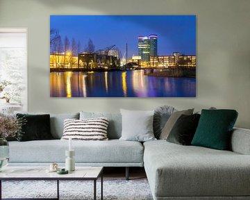 Veilinghaven in Utrecht van Niels Eric Fotografie