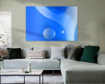 Blauw  van Marcel van Rijn
