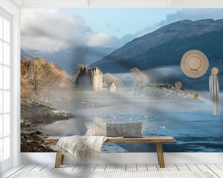 Beispiel fototapete: Natur in Schottland von René Schotanus