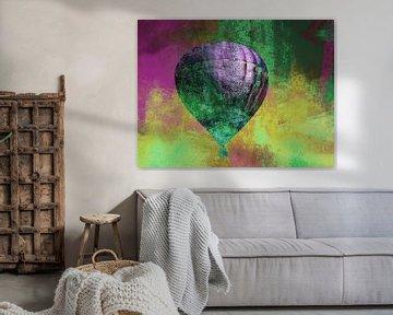 The ballon of fantasy von Gabi Hampe