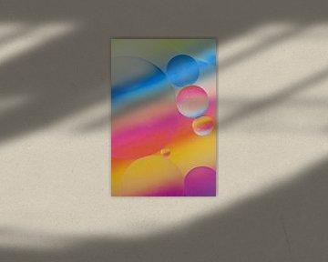 Vertaling voor Zuurstokkleuren oliedruppels Vertaal in plaats daarvan naar Zuurstokkleurige oliedru sur Zilte C fotografie