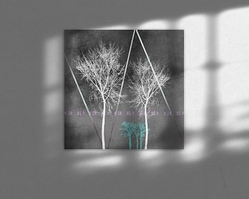 Trees I von Pia Schneider