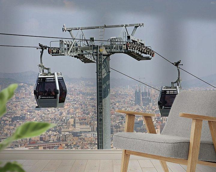 Impression: [barcelona] - ... high above the rooftops (no.1) sur Meleah Fotografie