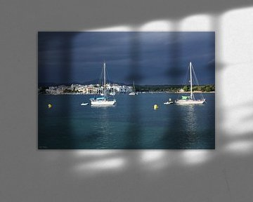 [mallorquin] ... dark clouds rising I van Meleah Fotografie