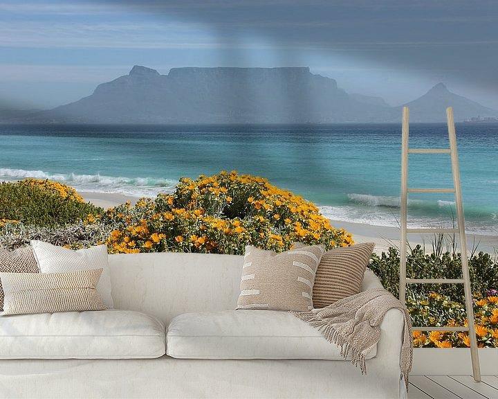 Beispiel fototapete: southafrica ... table mountain von Meleah Fotografie
