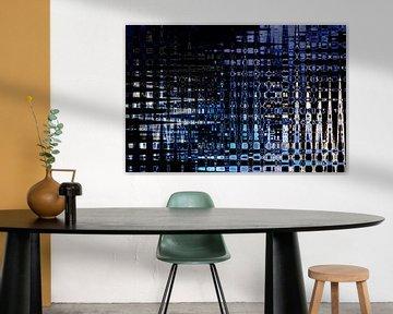 Serie Glas Distort 1 van Alice Berkien-van Mil