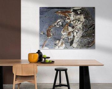 Urban Abstract 206 van MoArt (Maurice Heuts)