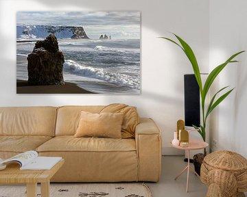 Dyrholaey Iceland sur Ab Wubben