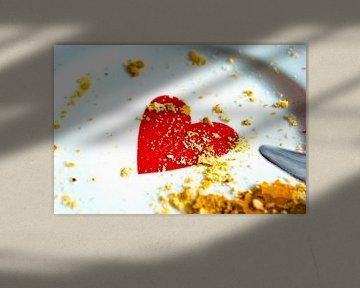 Amour: miettes dans la matinée. sur Norbert Sülzner