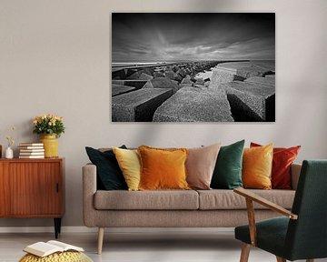 havenhoofd van Scheveningen van gaps photography