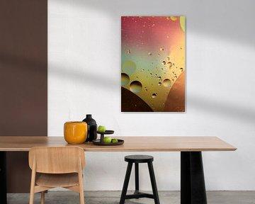 Planet Art van Marcel van Rijn