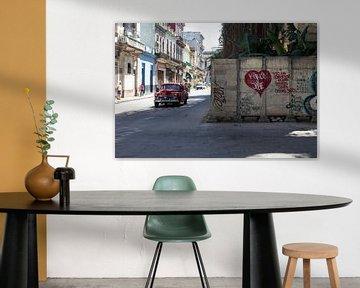 Havana, Cuba van Frans Bouvy