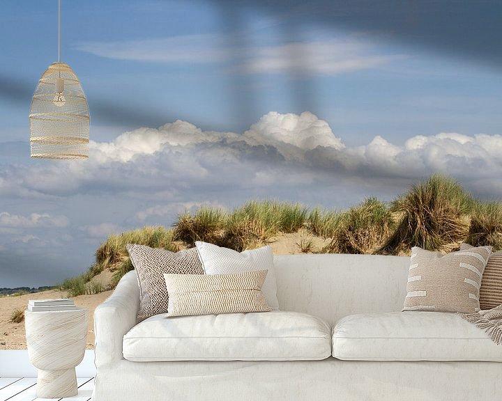 Sfeerimpressie behang: Aan de kust van Irene Lommers
