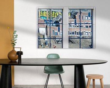 The City Reflected I van Arend Bloemink