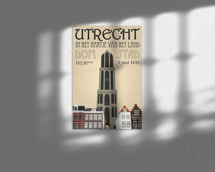 Sfeerimpressie: Domtoren Utrecht van Yuri Koole