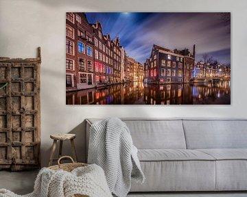 Amsterdam red light district sur Martijn Kort