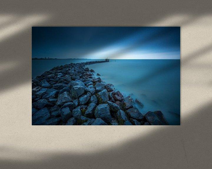 Sfeerimpressie: Vluchthaven ! van Marc Broekman