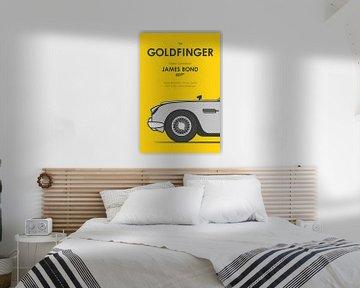 Goldfinger von Yuri Koole