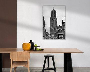 Domtoren Utrecht van Marcel Boelens