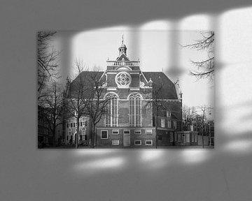 Noorderkerk in Amsterdam van Barbara Brolsma