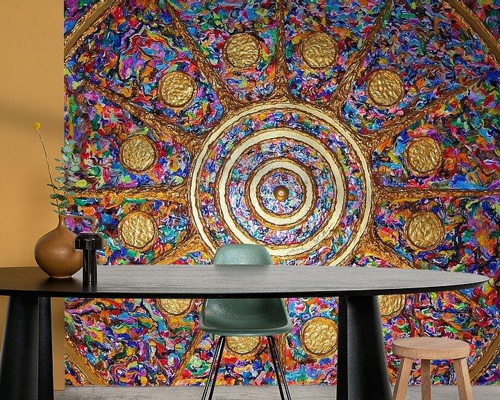 Impression: Mandala Orient sur Ralf Hasse