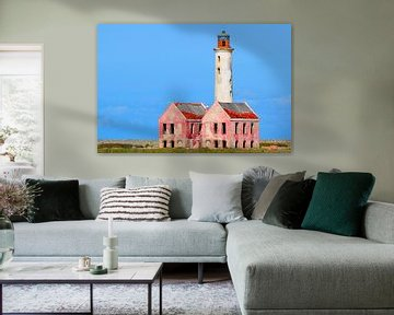 Little Curacao lighthouse von Eric Janse