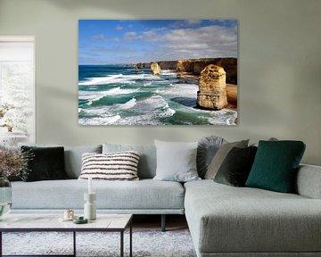 Küste Australien von Maurice Ultee