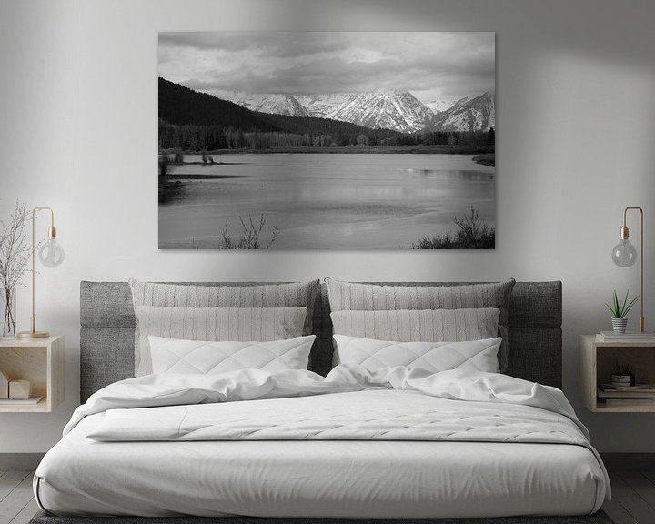 Sfeerimpressie: Jasper National Park van Marco van der Veldt