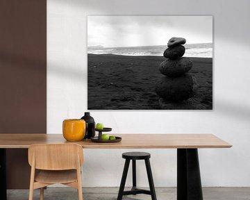 black beach van Gerwin Hulshof