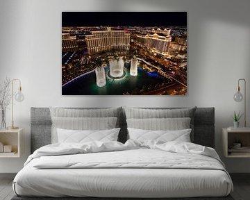 Bellagio, Las Vegas van Johan van Venrooy