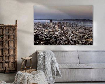 San Francisco von Leo Roest