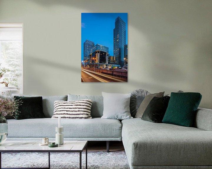 Beispiel: New Babylon, Den Haag von John Verbruggen