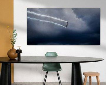 Airshow 1 von John Ouwens