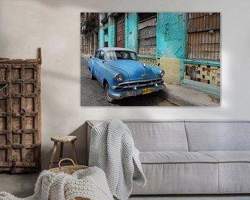 Amerikaanse klassieker in Cuba von Paul Riedstra