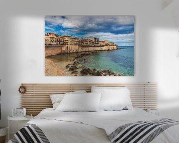Syracuse, Sicily, Italy van Gunter Kirsch