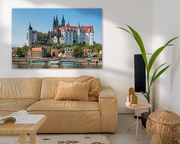 Albrechtsburg Castle Meissen van Gunter Kirsch